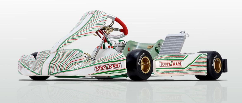 Шасси Tony Kart