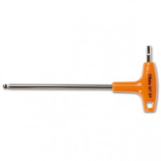 Шестигранный ключ с рукояткой и шариком 6мм