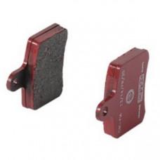 Комплект задних тормозных колодок OTK BSD 2шт.