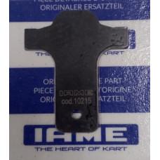 Шаблон проверки головки цилиндра IAME 60cc