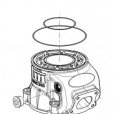 Резиновое кольцо под головку цилиндра большое TM K9C/K9B