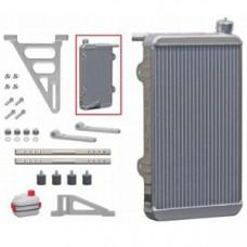Радиатор New Line 125 RS 230x440x45мм с крепежом