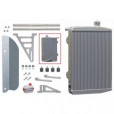 Радиатор New Line 125 RS Big 290x440x45мм с крепежом