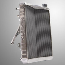 Радиатор New Line 125 V 295x430x40мм с крепежом