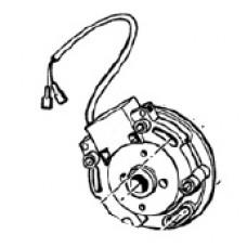 Комплект зажигания ротор + статор TM KZ