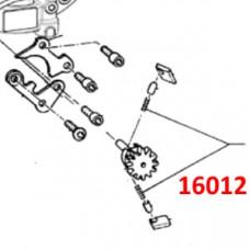 Комплект пружин коробки передач TM KZ 2шт.