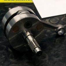 Коленчатый вал TM KZ стандартный в сборе 20мм