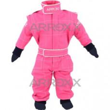 Комбинезон Arroxx Baby розовый 68см