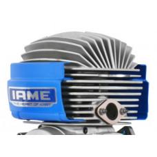 Комплект пластиковых крышек цилиндра IAME 60cc 2шт.