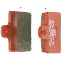 Комплект тормозных колодок CRG детских VEN05/VEN09 передних взрослых 2шт.