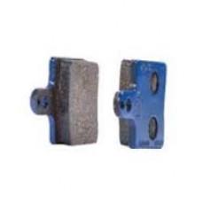 Комплект тормозных колодок CRG VEN05/VEN09 детских = передних KZ 2шт. синих