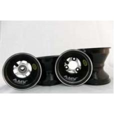 Комплект дисков AMV 110/140 анод. черные
