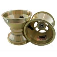Комплект дисков AMV 110/140 Gold легкие 4шт.