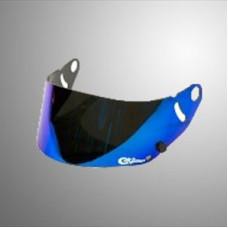 Стекло Arai CK-6 зеркальное синее