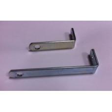 Комплект нижних Г-образных крепежей переднего обтекателя (лопаты) Freeline 7см и 12 см
