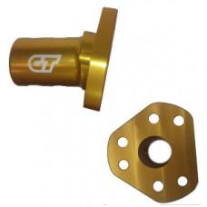 Ступица руля наклонная 6 отверстий GT