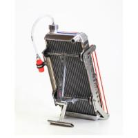 Радиатор New Line R-OK 200x430x40мм с крепежом и шторкой