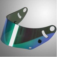 Стекло Arai GP-6/SK-6 VPR зеркальное зеленое