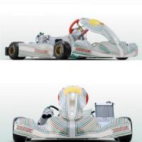 Шасси Tony Kart Racer 401R OK/Rotax модель 2019 года, диск 206мм