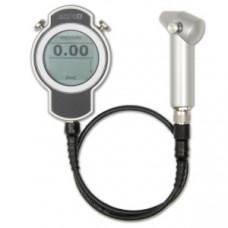 Манометр UniTire c ИК сенсором температуры серебристый