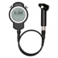 Манометр UniTire c ИК сенсором температуры черный
