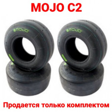 Шина для карта слик MOJO С2 задняя